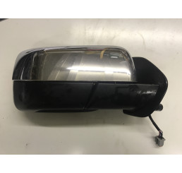 Discovery 3 Offside / Driverside Front Mirror With Chrome Look Case CRB502880PMA